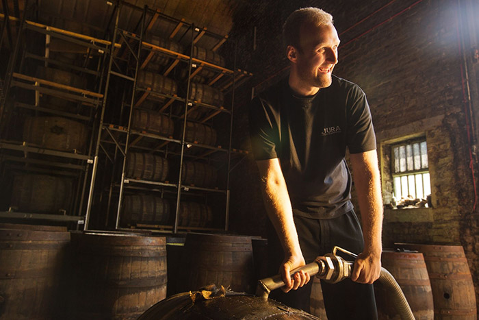 Jura Distillery is looking for a Home Brand Manager