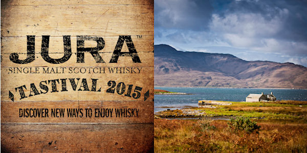 Tickets are now on sale for Jura's annual whisky festival, Tastival, a two day island celebration for whisky lovers on 27 & 28 May 2015.