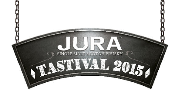 Tastival 2015 Bottling gets Jura in the Festival Spirit :: Jura release limited edition Tastival 2015 bottle to celebrate annual island whisky festival :: 27th May, 2015
