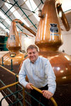 A photo of Keith Law Master Distiller, Diageo