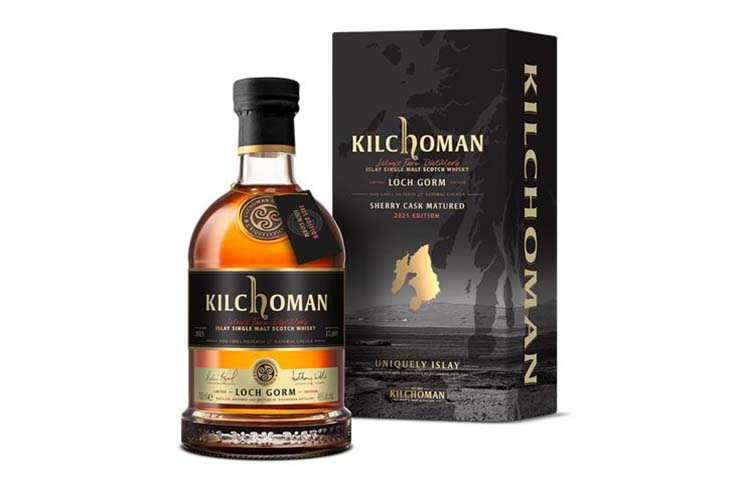 Kilchoman hotly anticipated Loch Gorm 2021 Now Available