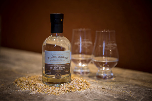 From Dream To Dram :: Kingsbarns Distillery Bottles New Make Spirit :: 18th August, 2015
