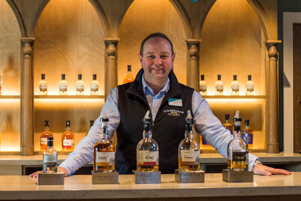 Kingsbarns Distillery appoints new Visitor Centre Development Manager :: 25th January, 2017