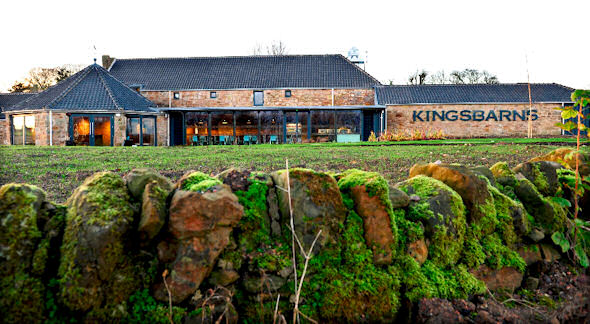 Kingsbarns Distillery Officially Opened on 1st December | 4th December, 2014