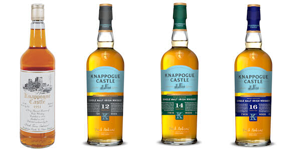 Knappogue Castle Whiskey Range and St Patrick's Day Cocktails