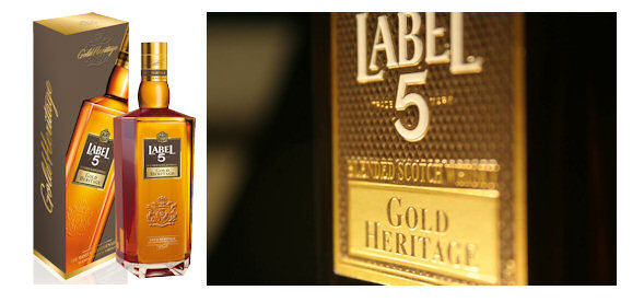 Label 5 :: Gold Heritage