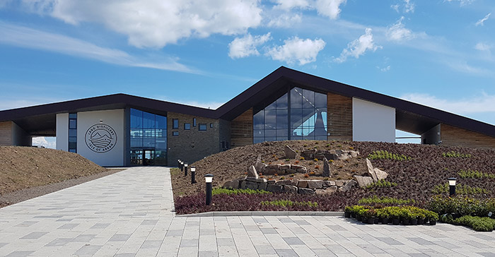 Lagg Distillery, Isle of Arran 2nd Distillery officially opens to the public
