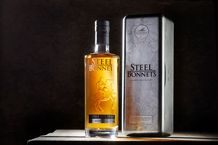 The Lakes Distillery makes history with 'steel bonnets' blended malt whisky: 23rd June 2018