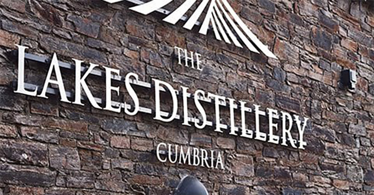The Lakes Distillery in Cumbria