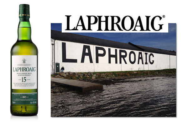 Laphroaig :: Celebrating 200 Years With The Return Of Laphroaig® 15 Year Old :: 20th April, 2015