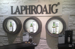 Laphroaig's Starring Role At The Queen's Coronation - 7th August, 2013