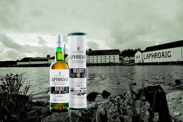 Laphroaig Single Malt Scotch Whisky Unveils Laphroaig Select | Read Tasting Notes