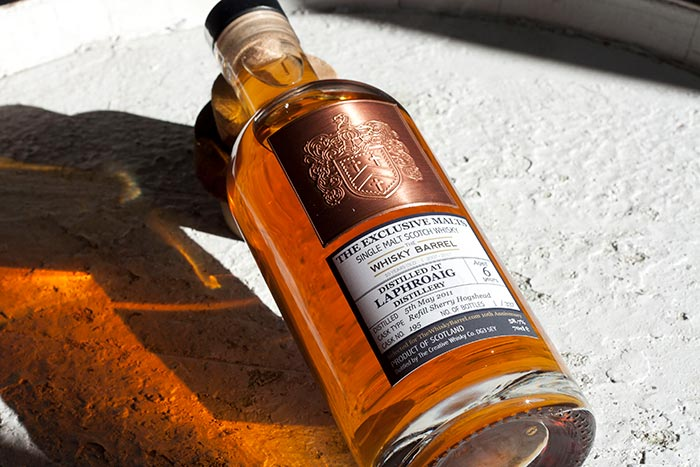 The Whisky Barrel releases its latest exclusive 10th Anniversary Whisky: 7th September, 2017