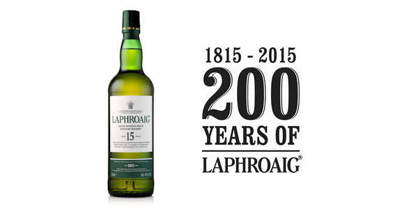 Laphroaig Live 2015 returns to Islay to celebrate 200 years :: 12th September,2015 :: Watch Live On Planet Whiskies Thursday 24th September, 2015 at 8pm (UK time)