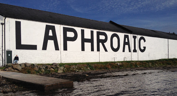 Laphroaig Distillery - 200 Years old