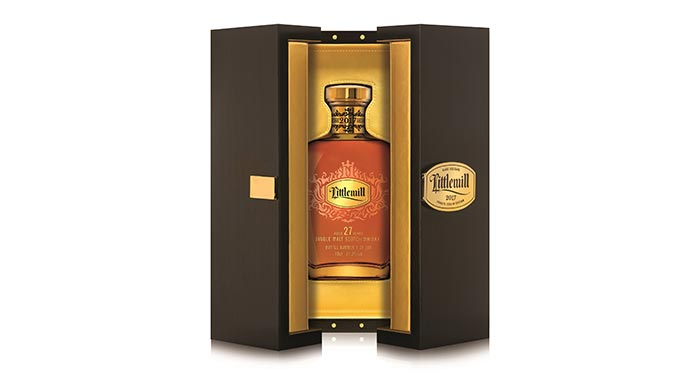 Unveiling the Last Precious Drops: Littlemill 2017 Private Cellar Edition: 1st August, 2017