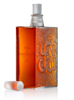 Limited Whisky Edition from The Macallan in Lalique