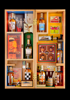 The MaCallan Celebrates Eight Decades With Sir Peter Blake, Godfather Of Pop Art
