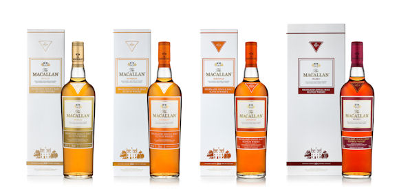 The Macallan unveils Innovative 1824 series