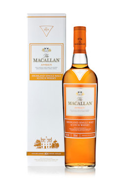 The Macallan Amber Named The Whisky Shop's Whisky of the Year 2013 - 2nd November, 2013