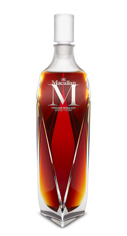 The Macallan Unveils M