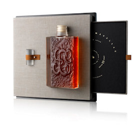 "The Macallan in Lalique ""The Spiritual Home"""