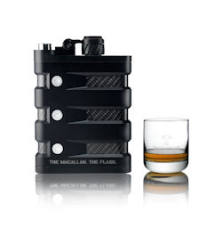 The Macallan unveils The Flask in Oakley Inc. design collaboration