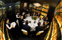 The Macallan holds inaugural dinner in record breaking surroundings - June 19th, 2009