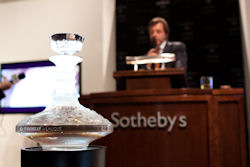 The Macallan Breaks World Record For Most Expensive Whisky Sold At Auction - 2nd July, 2012