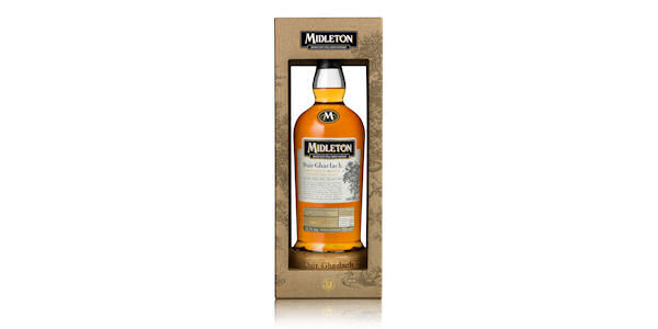 Midleton Celebrates The Flavour Of Ireland With The First-Ever Virgin Irish Oak Finished Whiskey