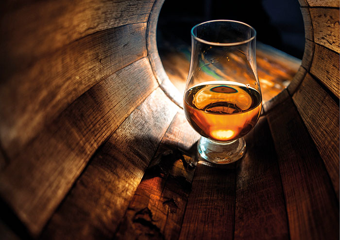 Whisky storms to the top of Knight Frank Luxury Investment Index with 40% annual growth