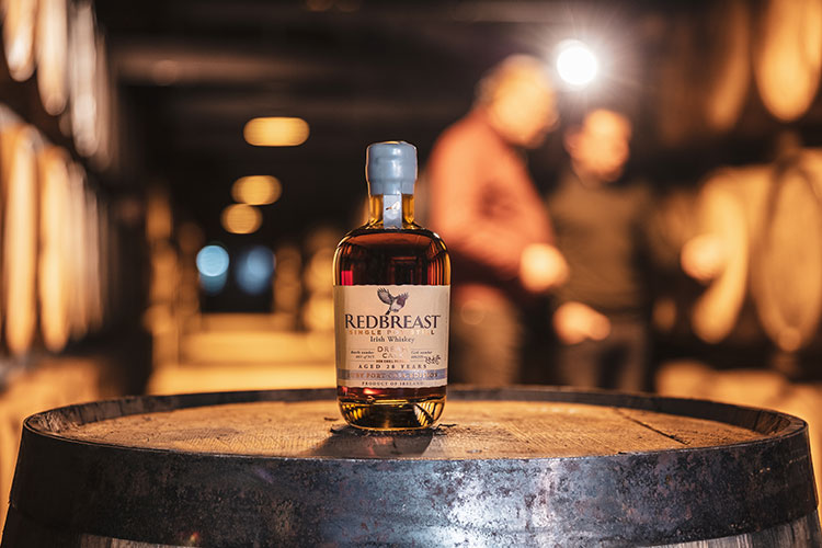 Midleton Distillery: Redbreast Reveals Its Third Dream Cask