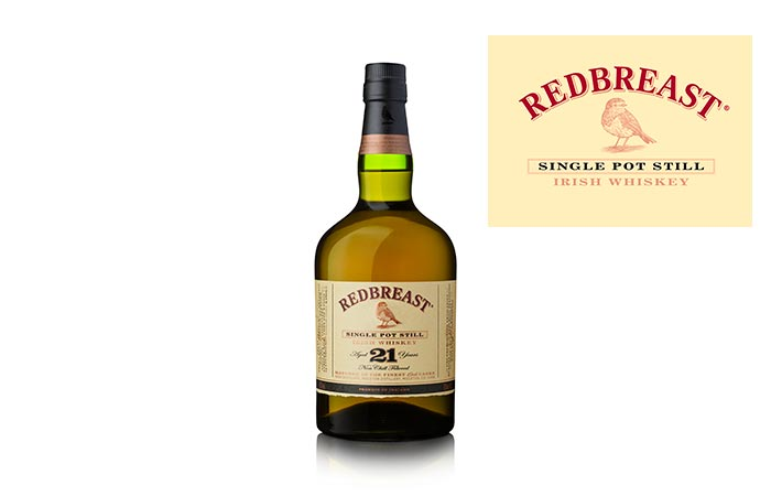 Redbreast Remains The World's 'Best Irish Whiskey' For Jim Murray: 13th October, 2017
