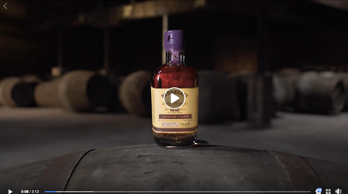 Redbreast 32-Year-Old Dream Cask Single Pot Cask Still Irish Whiskey Facebook video
