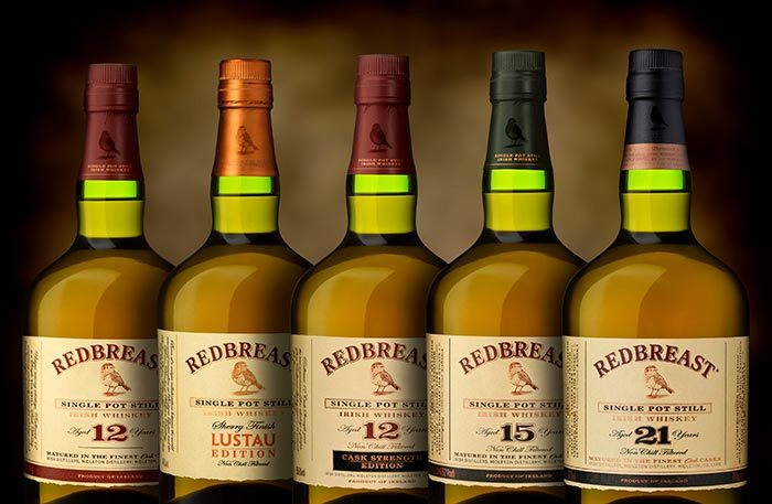 Redbreast 12 Year Old Cask Strength & Midleton Barry Crockett Legacy Are Named Masters Of Irish Whiskey