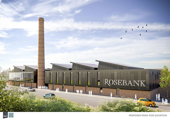 Rosebank gets the green light: Closed Lowland distillery to reopen