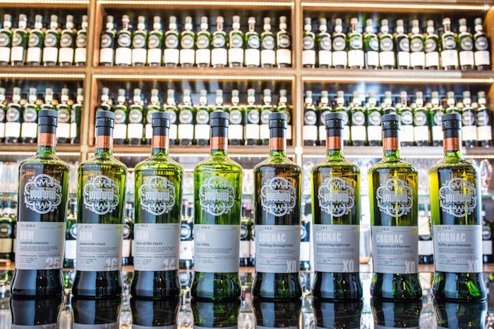 New Single Cask Spirits Range Unveiled By The Scotch Malt Whisky Society: 5th July, 2017