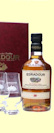 Edradour 10 Year Old Single Malt Whisky - Glass Pack