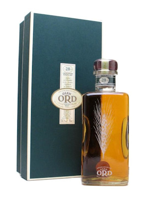 Glen Ord 28 Year Old Single Malt Whisky