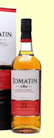Tomatin 21 Year Old Single Malt Whisky