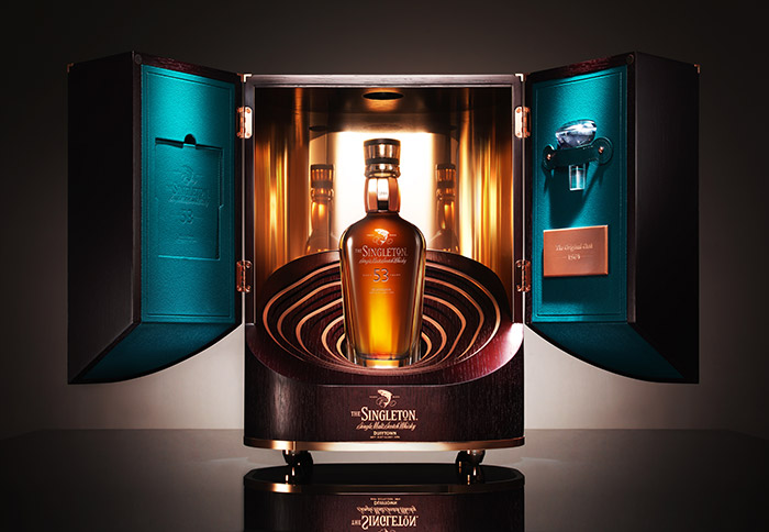 Paragon Of Time Collection: The Singleton 53-Year-Old: The Singleton Single Malt Scotch Releases Its Oldest Ever Bottling