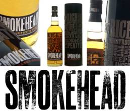 Smokehead Takes Gold at San Francisco World Spirits Competition