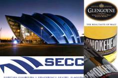 Ian Macleod Distillers Forge Partnership with SECC - 25th March, 2011