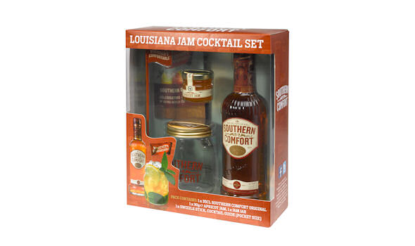 Southern Comfort Launches Limited Edition Gift Set For Christmas