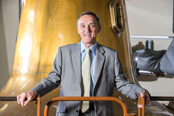 Spirit Of Speyside 2015 | James Campbell, chairman of the Spirit of Speyside Whisky Festival