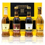 Glenmorangie Tasting Pack 4 Miniature Single Malt Scotch Whisky