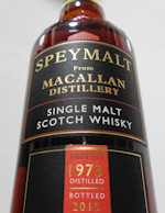The Macallan Speymalt 1973 Single Malt Scotch Whisky
