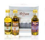 The Arran Malt Whisky Miniatures Collection Single Malt Scotch Whisky