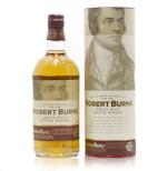 Robert Burns Single Malt Scotch Whisky from The Arran Malt