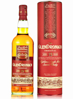 The GlenDronach 12 Year Old Single Malt Scotch Whisky